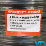 Cáp mạng HDPro cat5e FTP + 2C Coper outdoor (2)