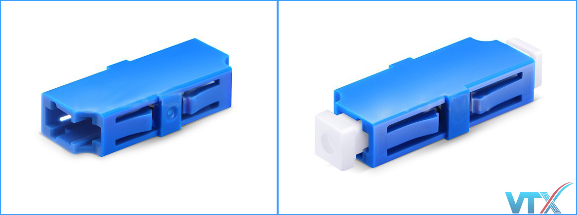 Đầu nối quang LC - Adapter LC - Coupler LC