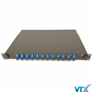 Hộp phối quang ODF 24FO  lắp rack Commscope/AMP