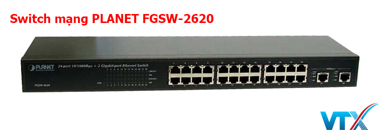 Switch mạng PLANET FGSW-2620