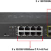 Switch mạng PLANET GSD-1020S