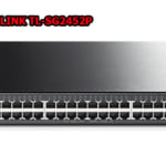 Switch mạng PoE TP-LINK TL-SG2452P