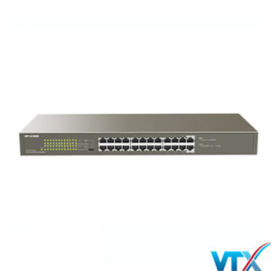 Switch mạng PoE IP-COM 24 port | PN : G1124P-24-250W
