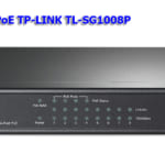 Switch mạng PoE TP-LINK TL-SG1008P