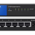 Switch mạng Linksys LGS105