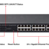 Switch mạng PLANET GS-4210-24T2S