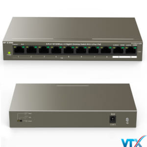 Switch mạng PoE F1110P-8-102W 8 port IP-Com