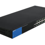 Switch mạng PoE Linksys LGS528P