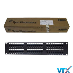 Patch panel 48 port Cat6 Commscope