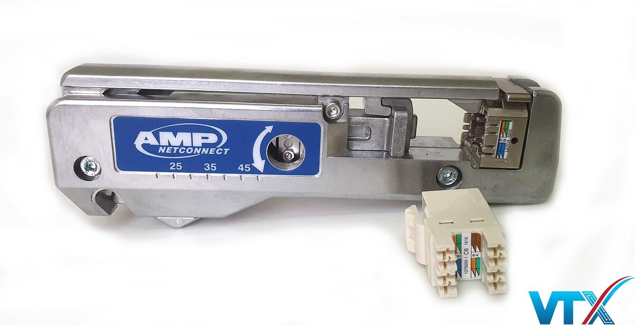 Tool bấm nhân mạng AMP/Commscope PN: 1725150-6