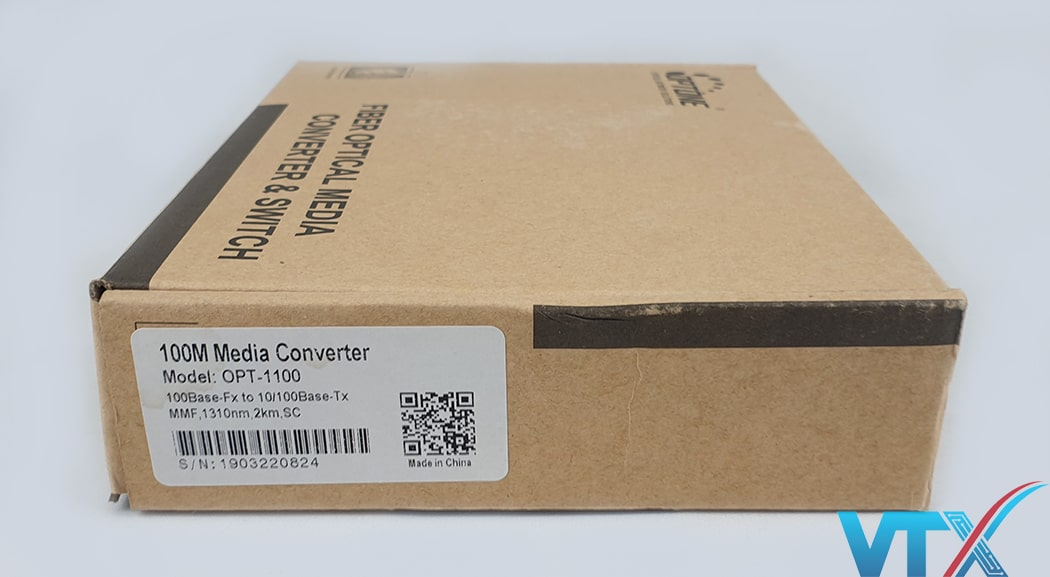 Converter quang Optone OPT1100 2 sợi