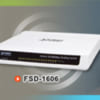 Switch chia mạng PLANET 16-port FSD-1606 10/100Mbps Fast Ethernet