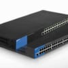 Switch chia mạng Linksys LGS124 24Port