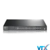 Switch Quản Lý JetStream L3 Stackable 28 port Gigabit | PN: T3700G-28TQ