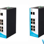 Switch PoE công nghiệp Upcom IES1010G-8G-2GS