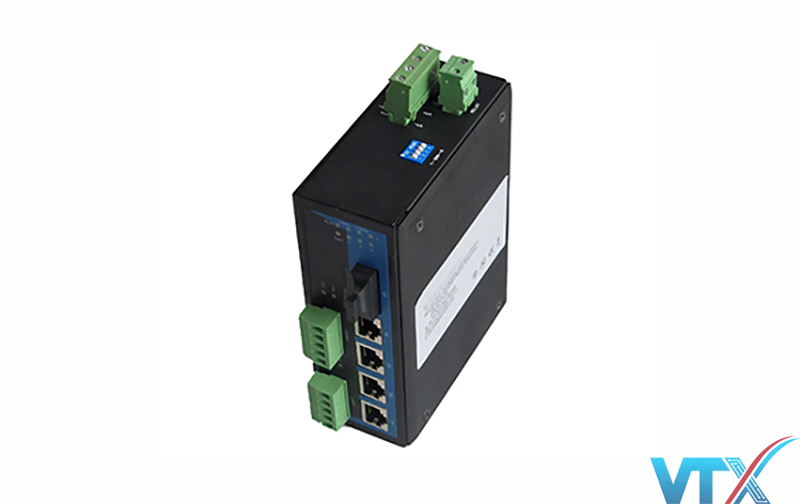 Switch PoE công nghiệp Upcom IES305-1F-202