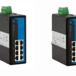 Switch PoE công nghiệp Upcom IES308