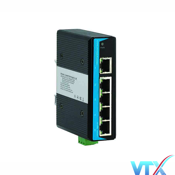 Switch PoE công nghiệp Upcom IES405