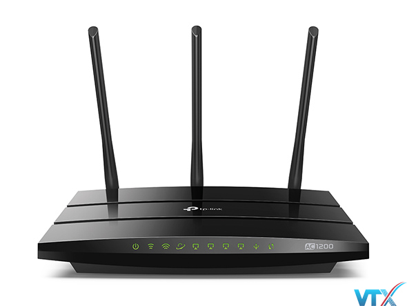 Bộ WiFi Router Gigabit AC1200 |PN: Archer C1200