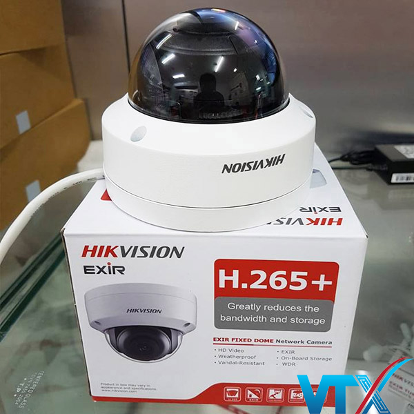 Camera IP 2MP HIKVISION DS-2CD2125FHWD-I