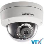 Camera IP Dome 2MP Hikvision DS-2CD2121G0-IS
