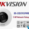 HIKVISION DS-2CD2935FWD-IS