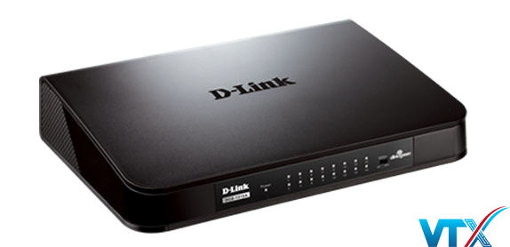 Switch chia mạng D-Link 16Port DGS-1016A