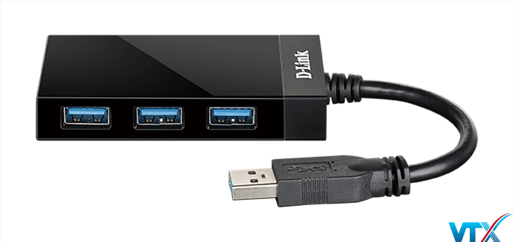 Switch mạng D-link 4port DUB-1341
